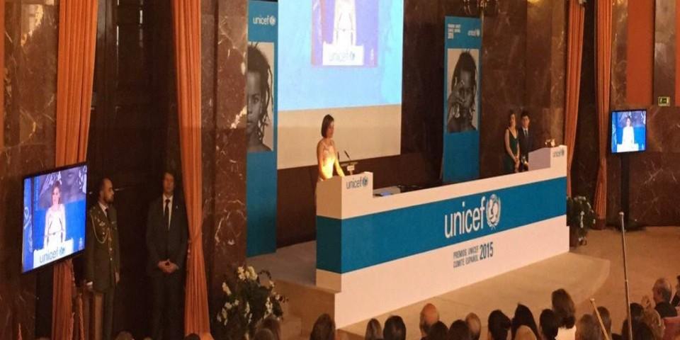 Premios Unicef 2015